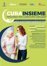 Insieme si può - incontri di informazione per CareGiver.